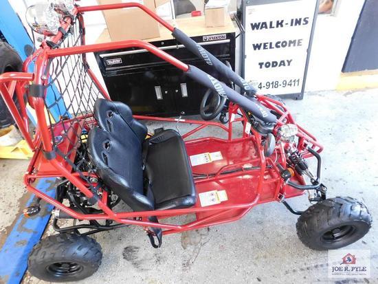 DF125GKB Go Kart VIN-LXDACHAP4J1072921