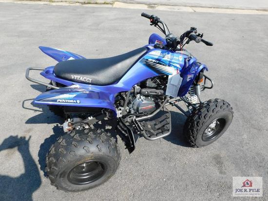 Pentora 250 (4 wheeler) VITACCI VIN-L6UB4HAZ8KA002324