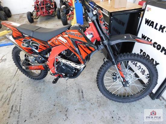Apollo 250 RX (Dirt Bike) VIN-L08YCNF08U1001076