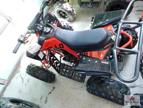 Apollo Blazer 125 (4 wheeler) VIN-L08AGJRB4J000342