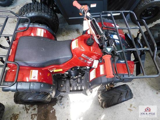 VITACCI RIDER 7 (4 wheeler) VIN-A7RAAGB1DJ0000826