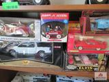 Lot Of Toy Cars In Box