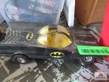 Dunkin Bat Mobile