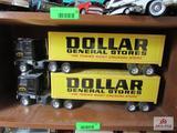 Dollar General Trucks Made By Ertl