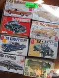 Box Of Model Cars
