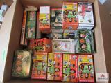 Box Of Nascar Cards