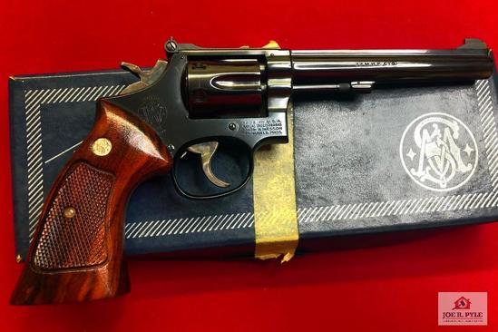 Smith and Wesson 48-4 .22 Mag | SN: 78K1105