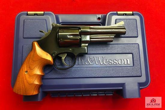 Smith and Wesson 57-5 Blue Mountain Gun .41 Mag | SN: CMN4633