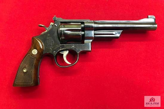 Smith and Wesson Pre 27 5 Screw .357 Mag   SN: S158270