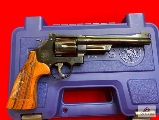 Smith and Wesson 25-15 Blue .45 Colt | SN: DCN6687