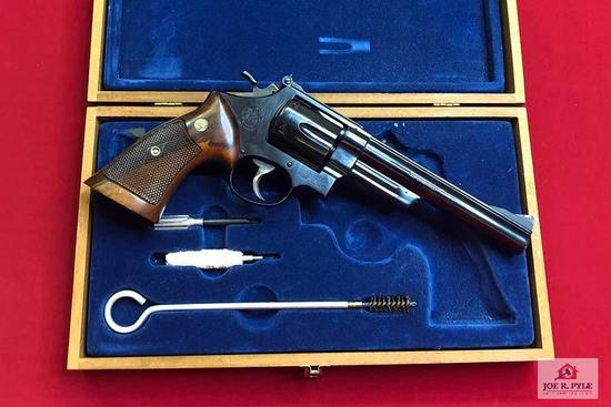 Smith and Wesson 29 Blue .44 Mag | SN: S206967