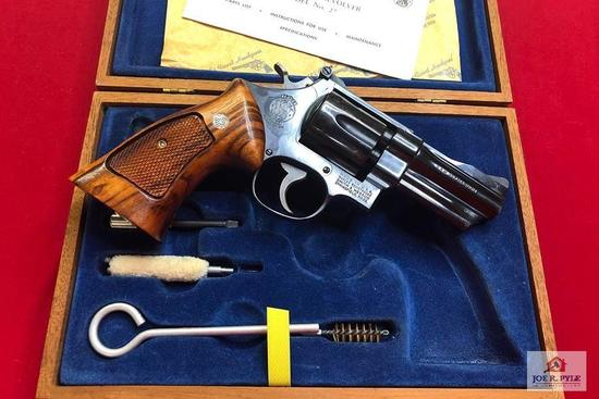 Smith and Wesson 27-2 Blue .357 Mag | SN: N214809