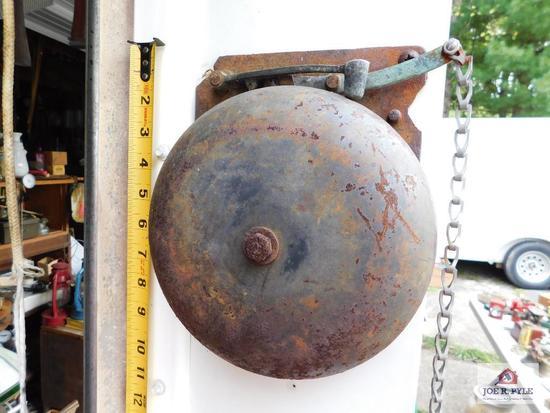 Fireman clack bell