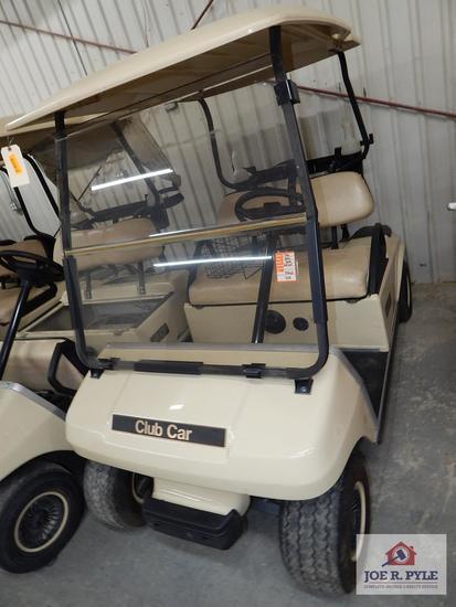 2000 Club Car golf cart vin: 946623. Does not run