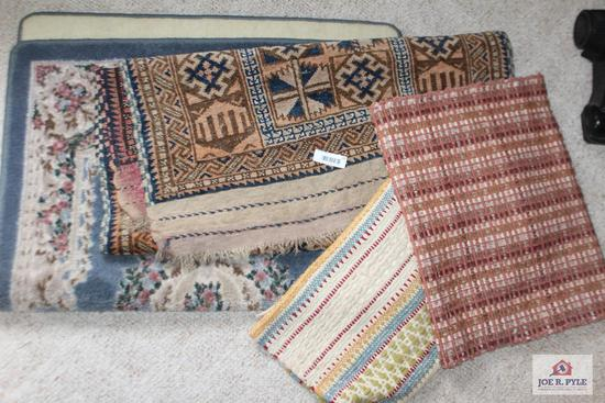 Assorted Rugs