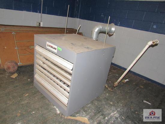 Sterling Commercial Furnance 2000 Btu