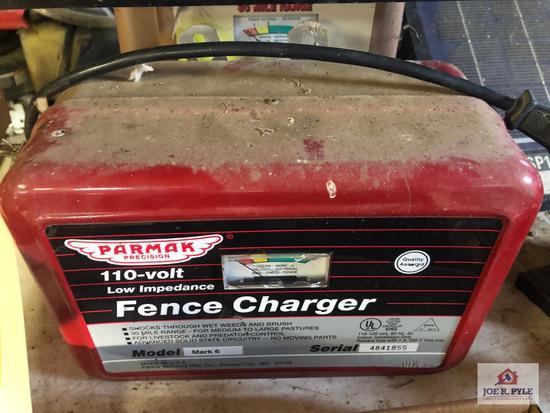Parmak 110v fence charger