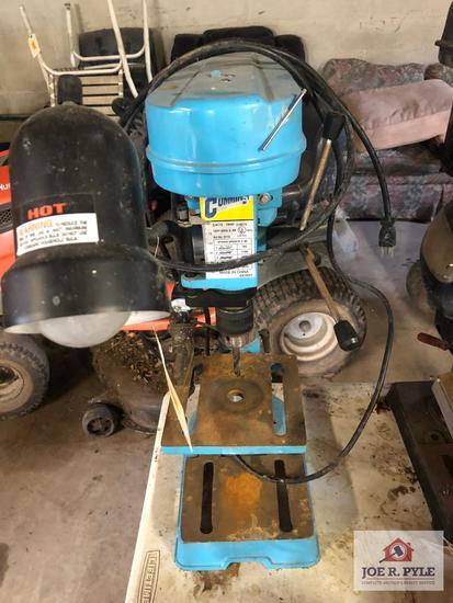 Cummins tabletop drill press