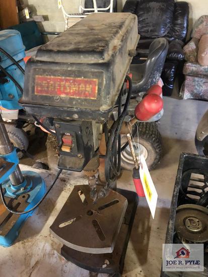 Craftsman tabletop drill press