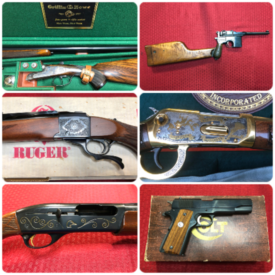 LARGE Evening Gun & Sporting Goods Auction