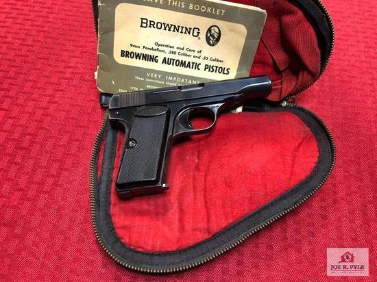 BROWNING (FN) AUTOMATIC PISTOL 9 MM | SN: 618511