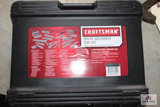 Craftsman 204-piece mechanic toolset