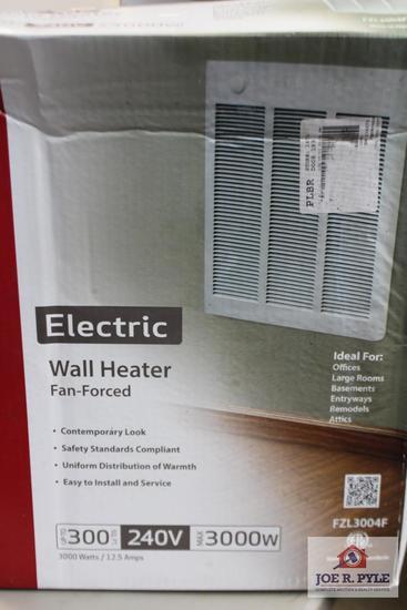 Electric wall heater (NIB)