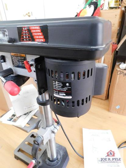 "Craftsman 10"" drill press with laser trac model #137.219000"
