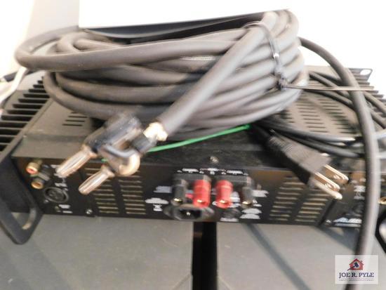 Alesis amplifier RA300
