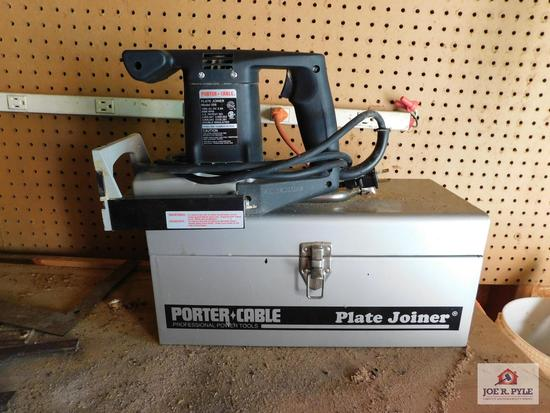 Porter Cable plate joiner