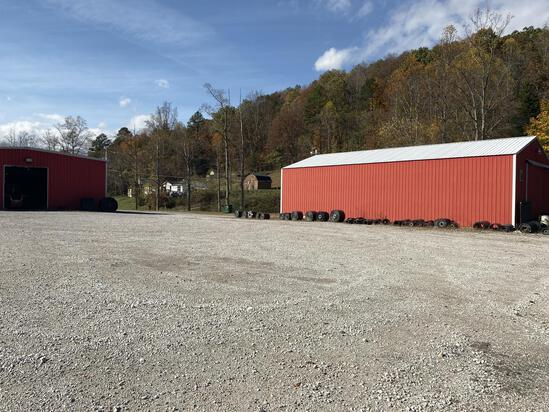 Industrial Warehouses on 51.5+/- Acres