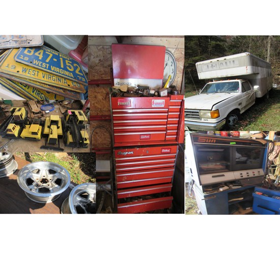 Ford Box Truck, Tools, Auto Parts & more