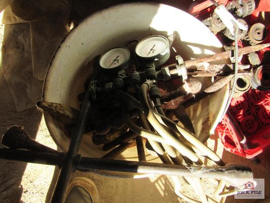 Bucket Of Misc. Tools