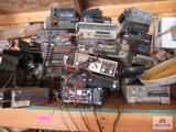 Approx. 4 Ft Section Car Parts and other Misc.