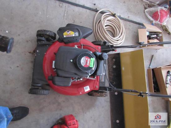 Husky 21 Inch Push Mower