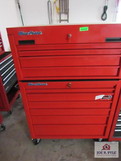 Bluepoint 2 Tier Toolbox 2 Key