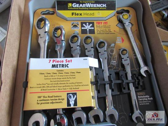Gear Wrenches (New)