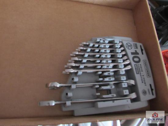 Misc. Craftsman Wrenches (Not A Complete Set)
