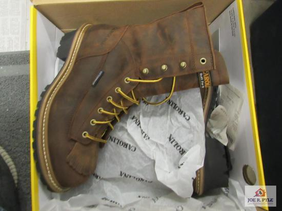 11.5 Carolina Work Boots (Brand New)