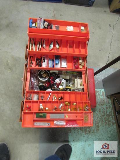 Tacklebox W Contents