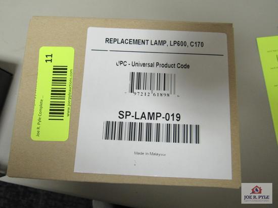 REPLACEMENT LAMP SP019 FOR INFOCUS DLP LP600