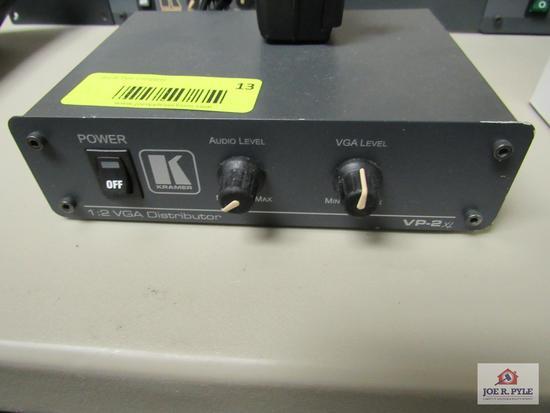 KRAMER VP-2XL VGA D.A