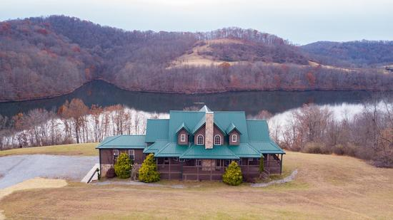 4 Bedroom Stonecoal Lake Home on 2.11 Acres