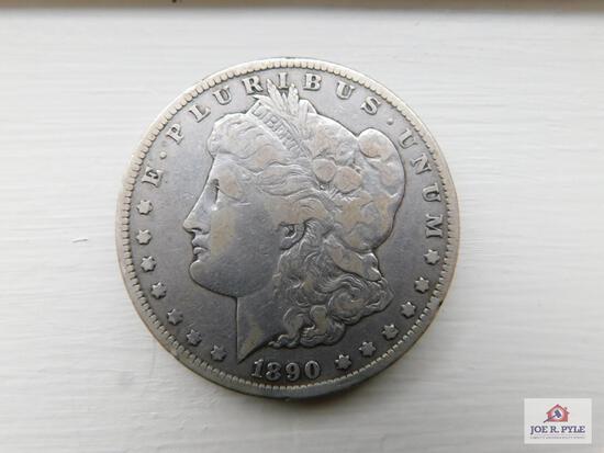 1890 Carson City Dollar