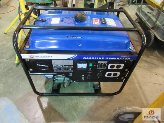 3500 Watt Generator New