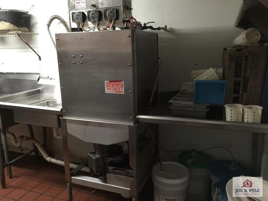 ProPower Commercial Dishwasher