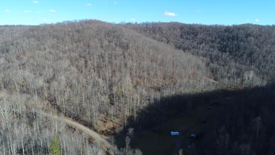 57.71 Acres with Campsite