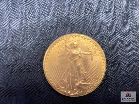 US $20 Liberty Gold Piece (1928)