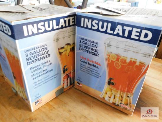 2 /3 gal insulated bev dispenser