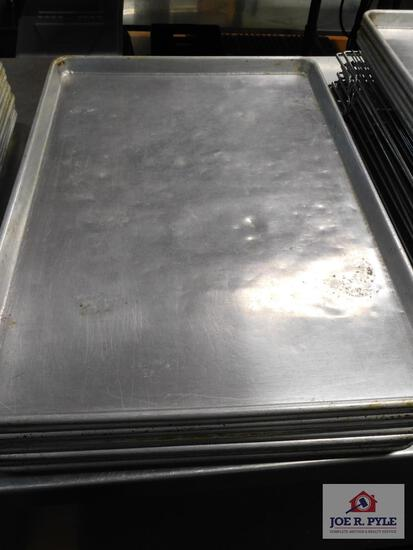 10 commercial baking sheets